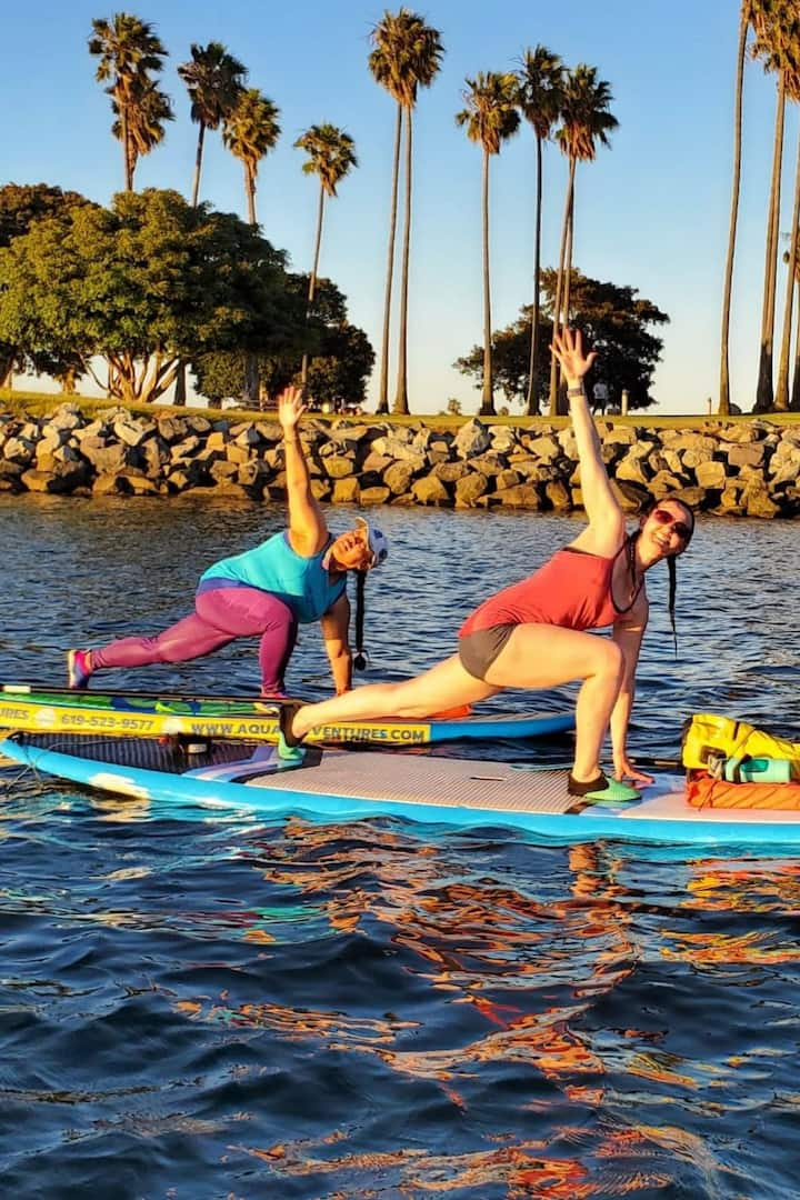 SUP Yoga Fitness