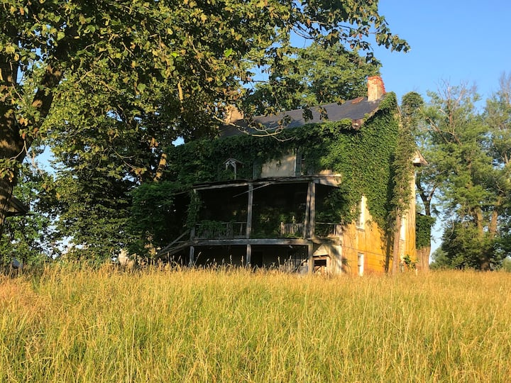 Explore the earliest family homestead