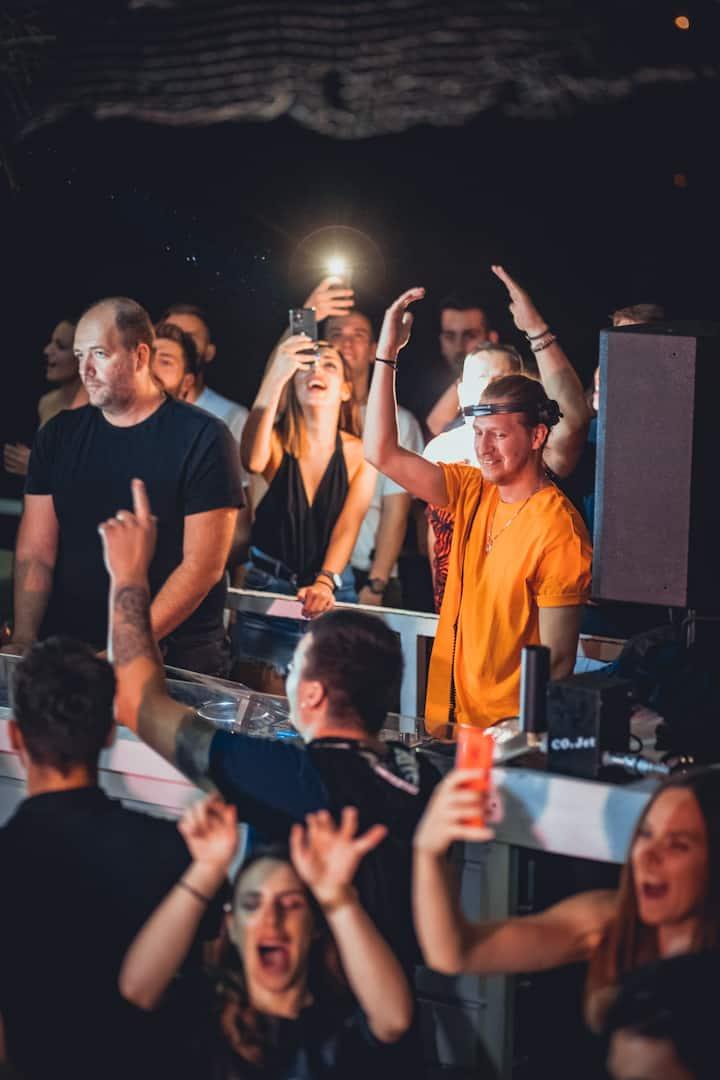 Me as a DJ