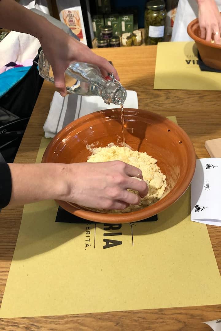 Pasta tradizionale sarda