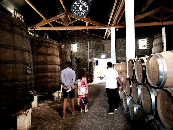 Oldest Port wine House in Douro 1638.