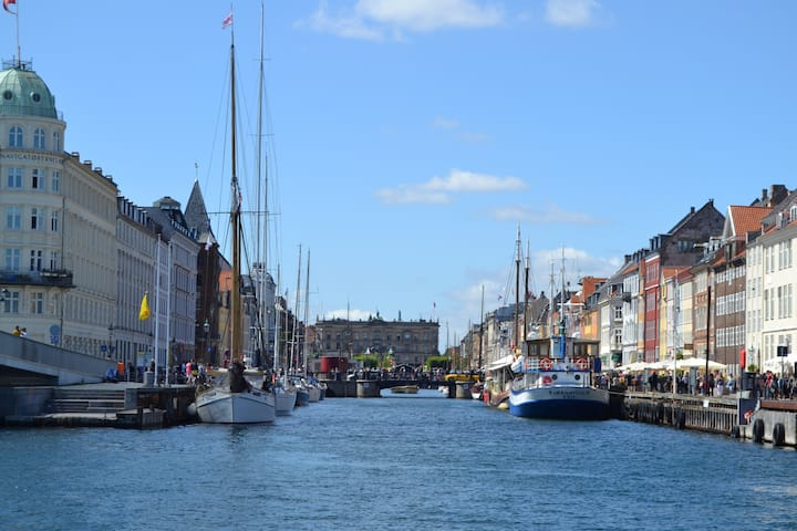 Nyhavn. New Harbor