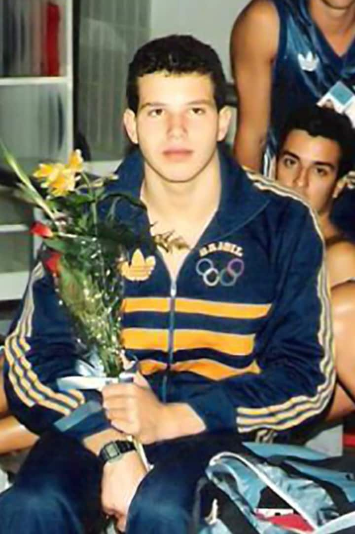 Medalha de Prata Panamericano 1987.