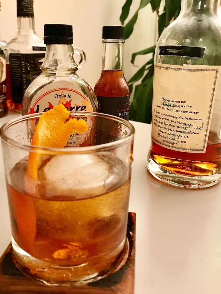 My signature Old Fashioned
