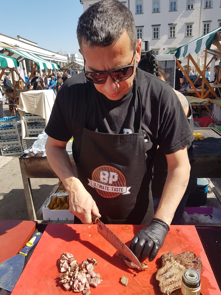 street food grill and bbq festival