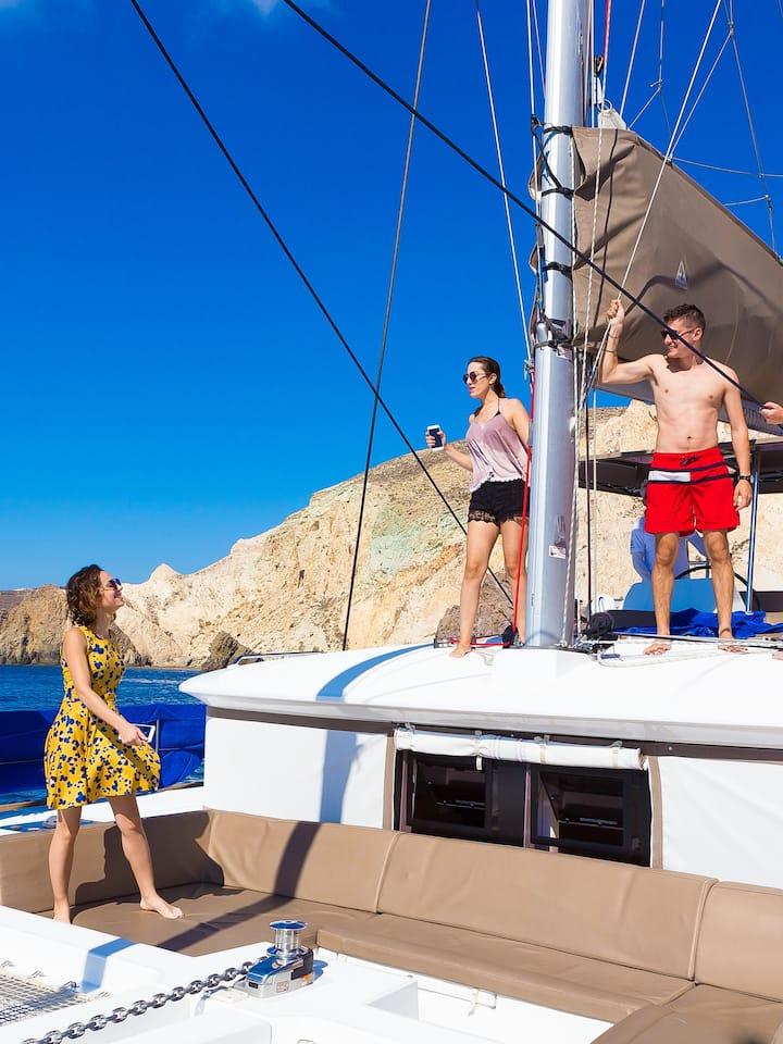 Fun onboard