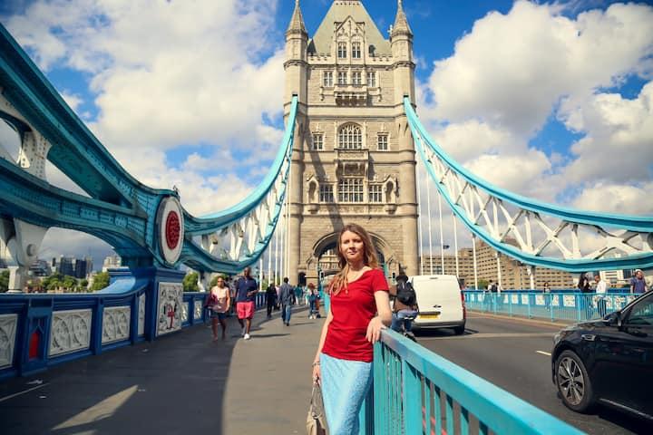 View on Tower Bridge