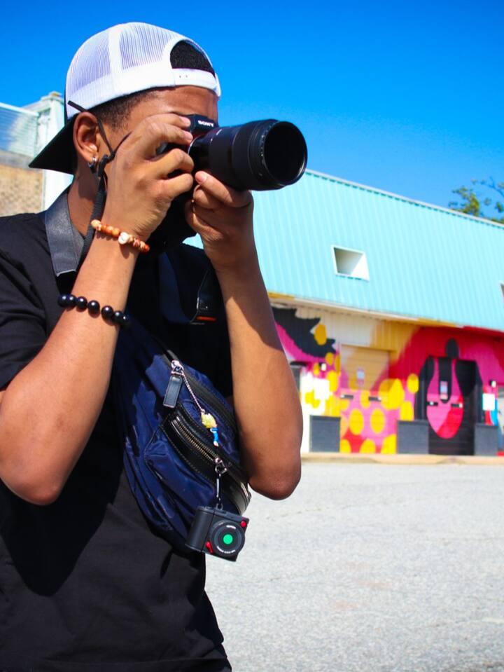 Photographer  Experience