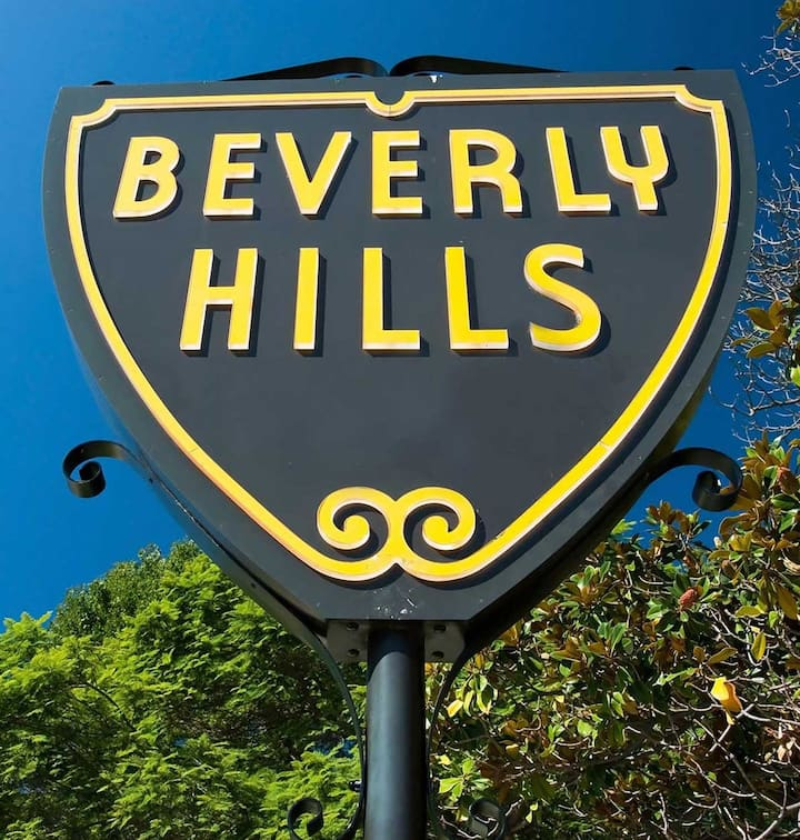 Beverly Hills shield