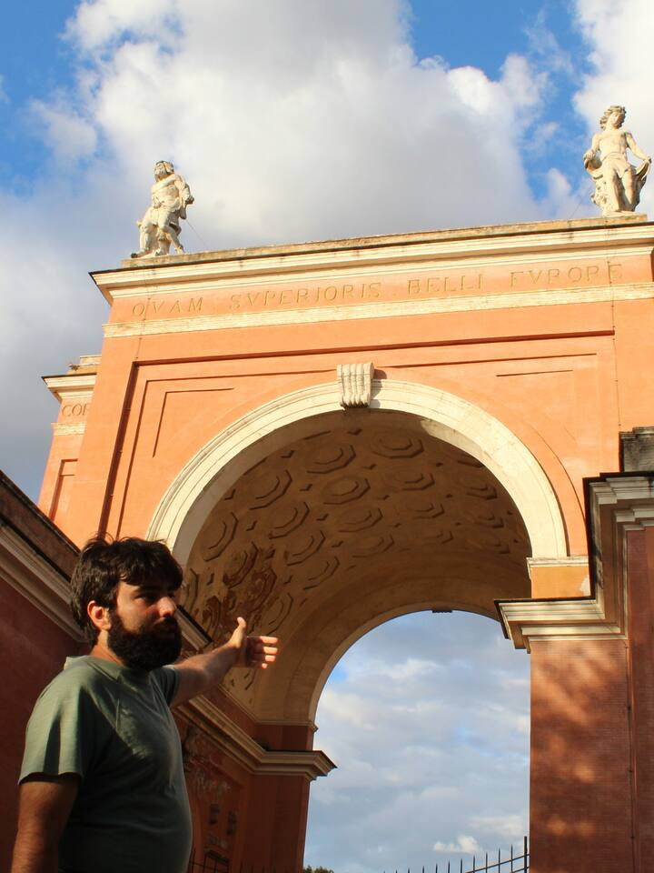 Arco dei Quattro Venti