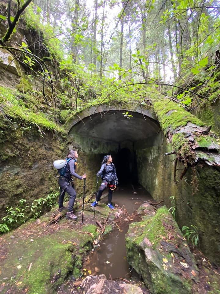 Descubre los túneles y sus leyendas