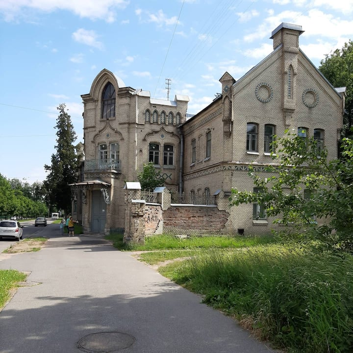Усадьба Кокорева