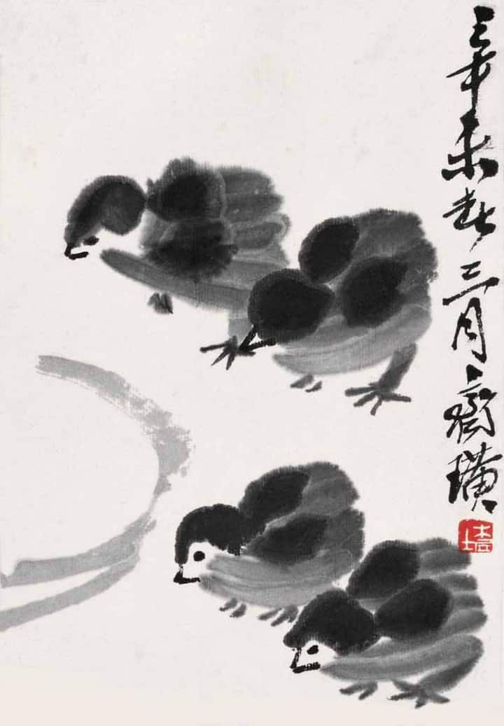 learn chinese painting
