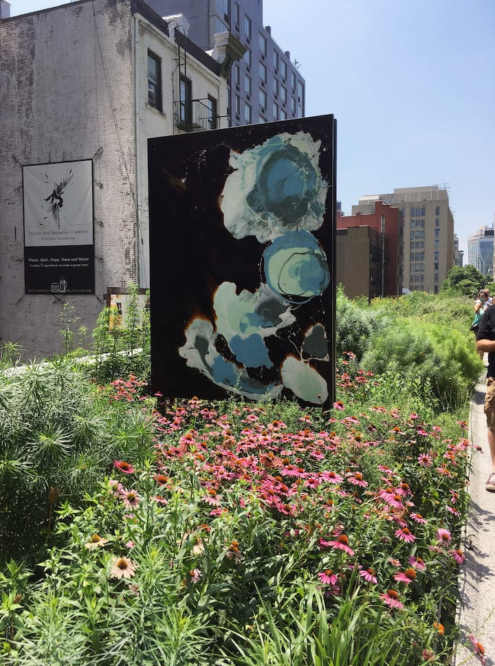 Art on the High Line
