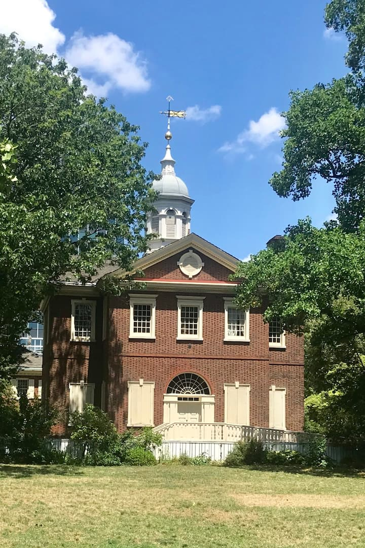 Carpenters Hall-1st Continental Congress