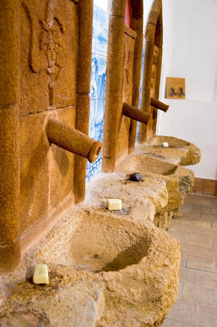 Interno Casa Museo del Sapone