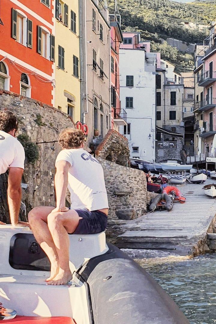Cinque Terre - Riomaggiore [on request]
