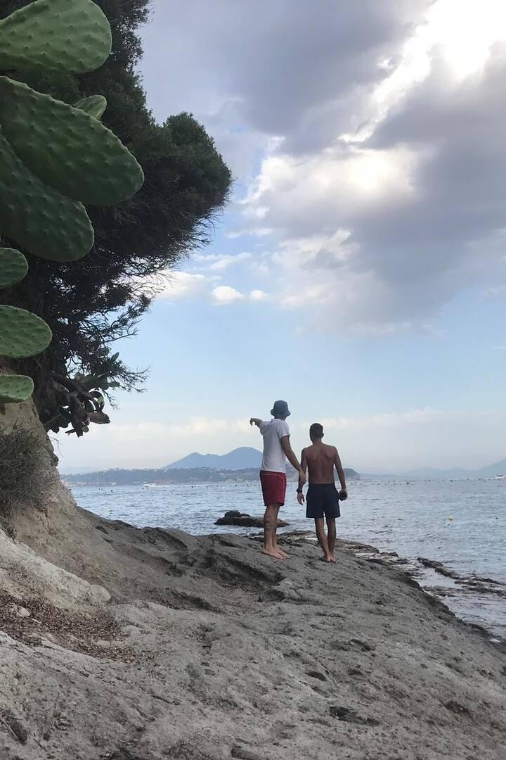 Vesuvio da Bacoli
