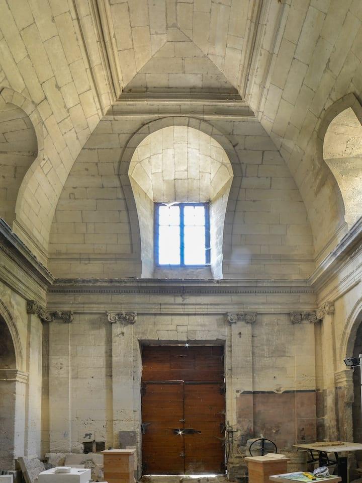 Chapelle Notre Dame du Rhône