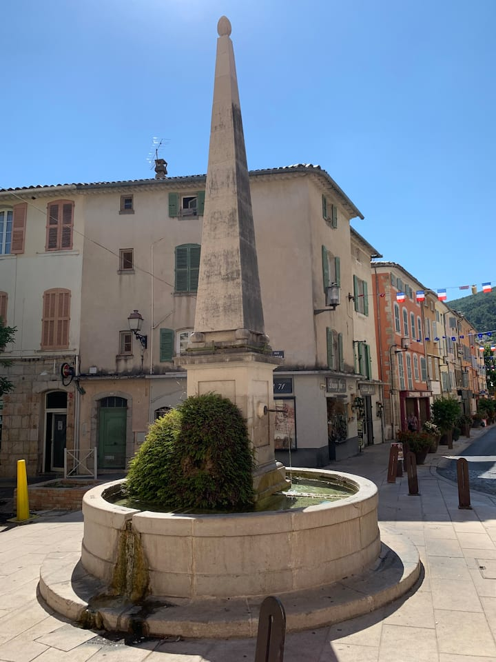 Fontaine La Valette du Var