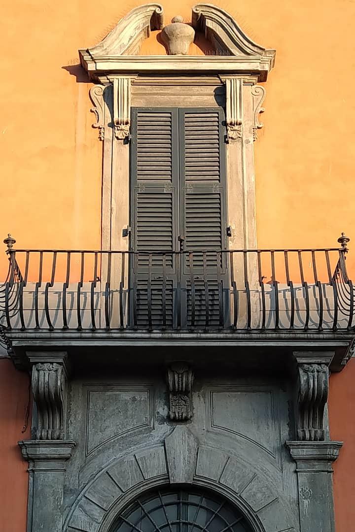 Palazzo sui Lungarni