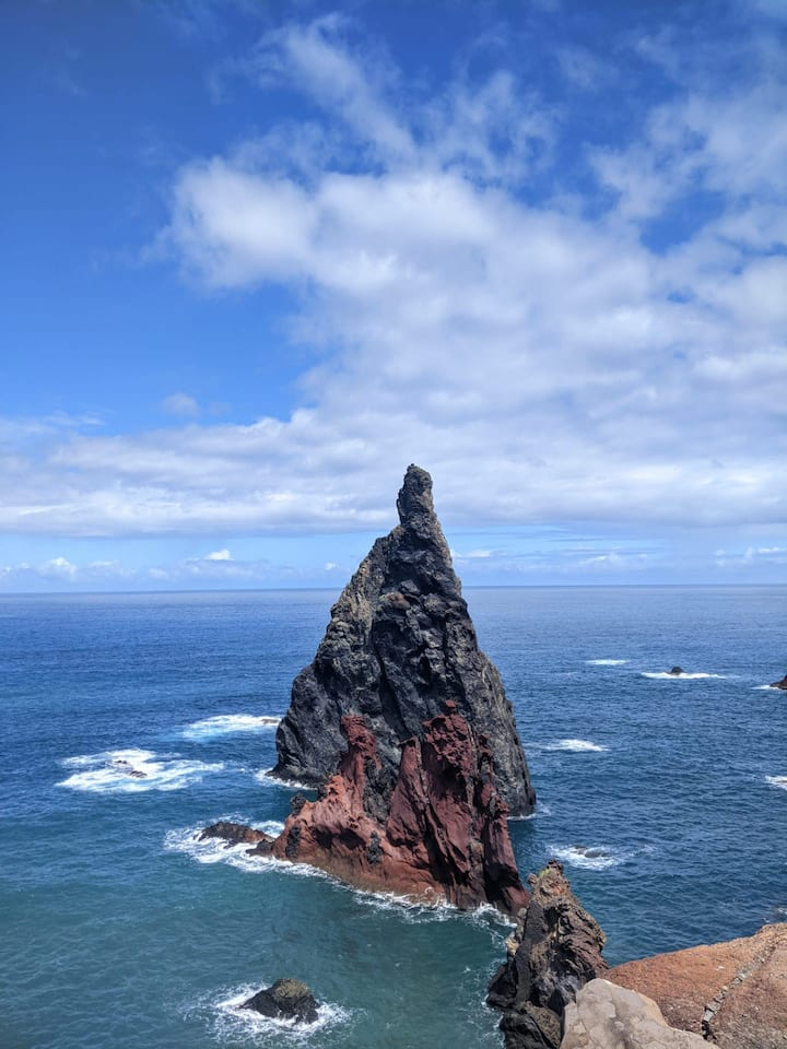 Majestic Eroded Rocks