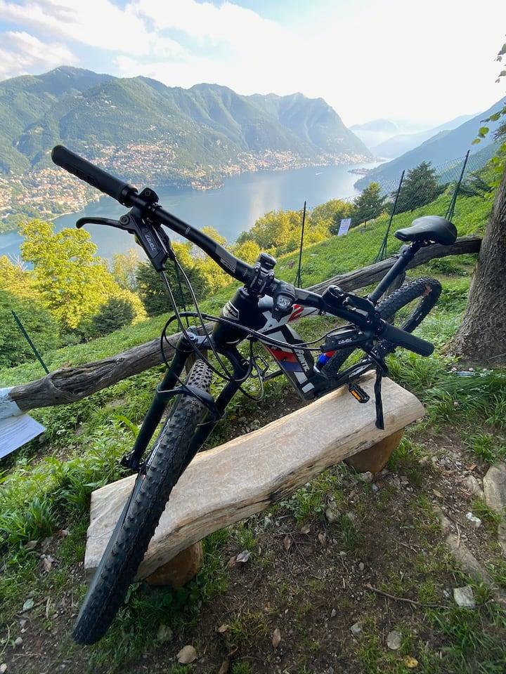 Le nostre e-bike di alta qualità