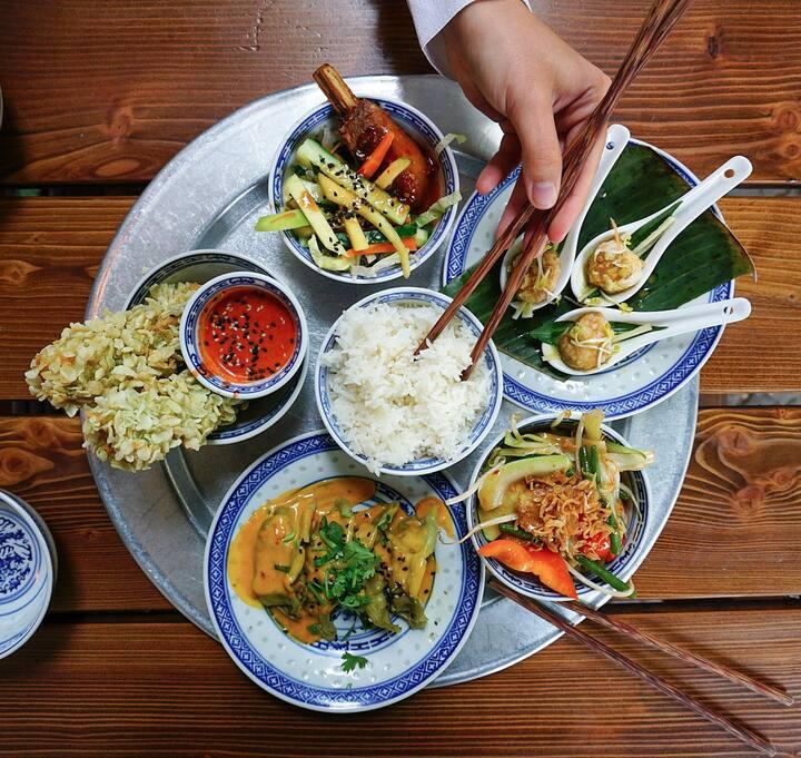 """Vegan Vietnamese """"Chicken"""" Wing"""