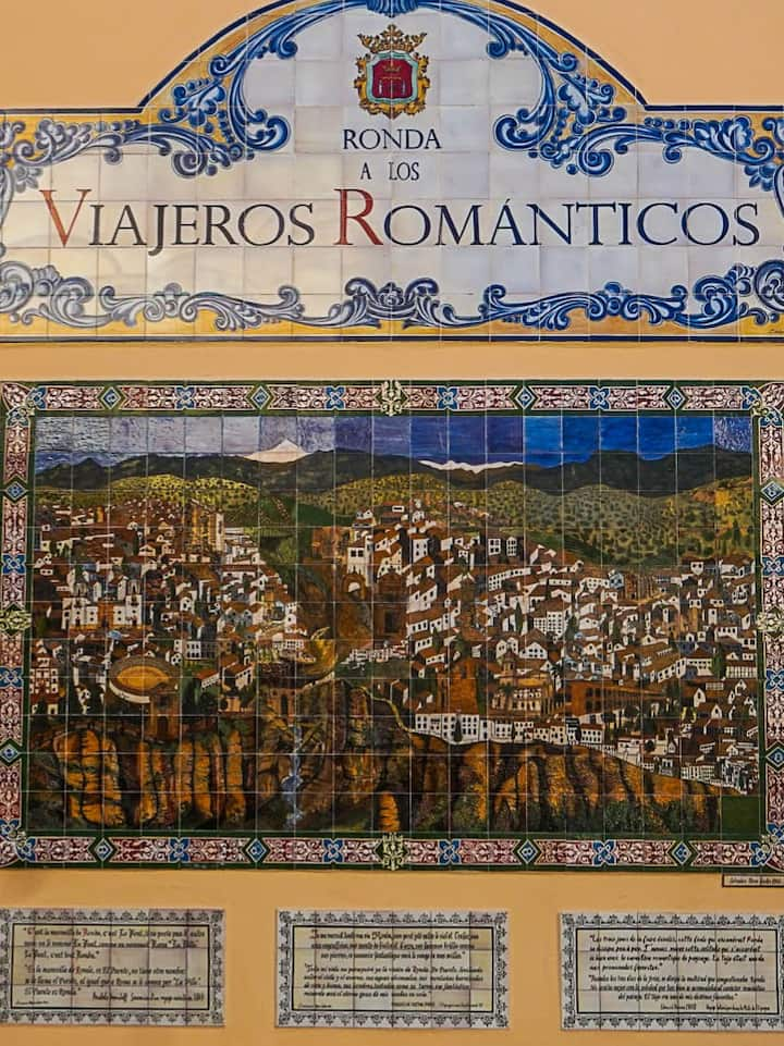 What about the Romantic era in Ronda?