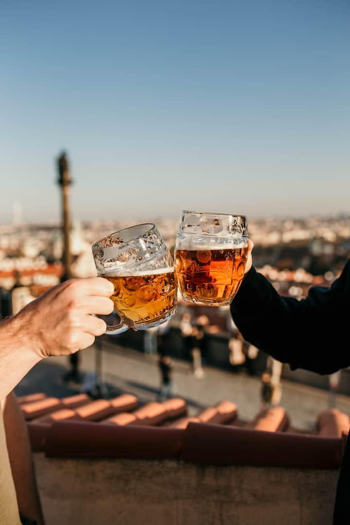 """Czech beer & cuisine """"tastings"""""""