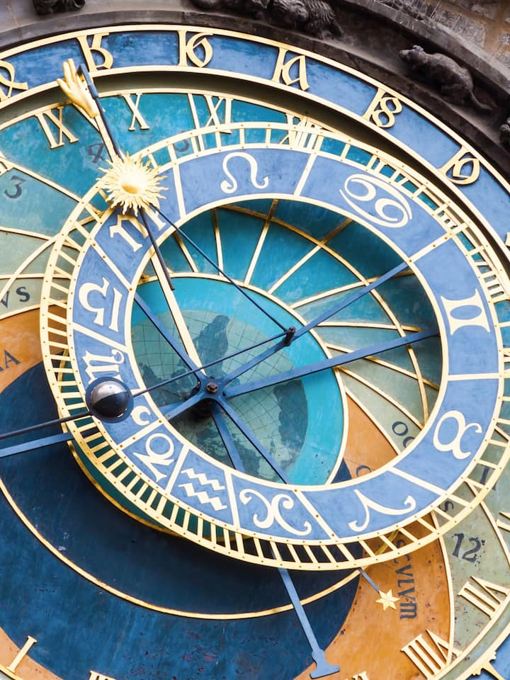 Astronomical clock and more highlights