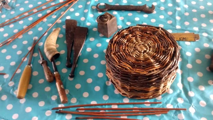 Tools for Basket Weaving