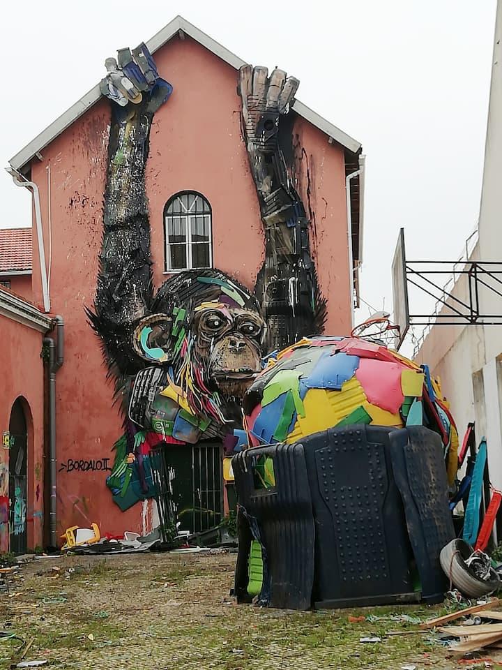 Airbnbშთაბეჭდილების ფოტო2