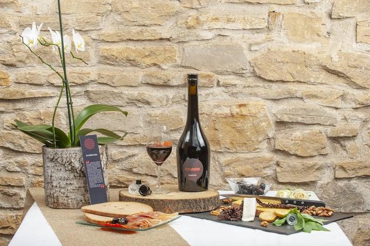 Votre vin sur mesure en bouteille