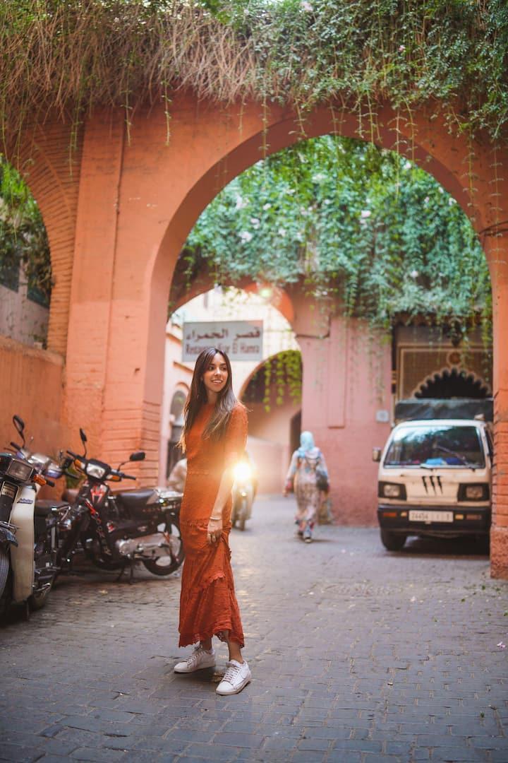 Medina with your Marrakech photographer