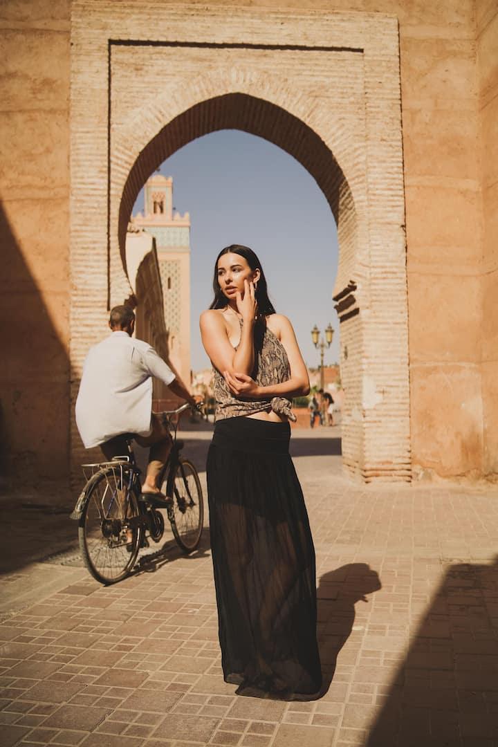Marrakech Medina Photoshoot
