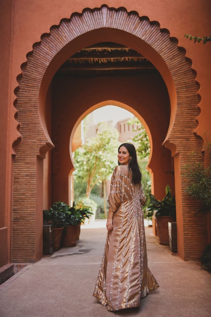 Moroccan palace Photography in Marrakech