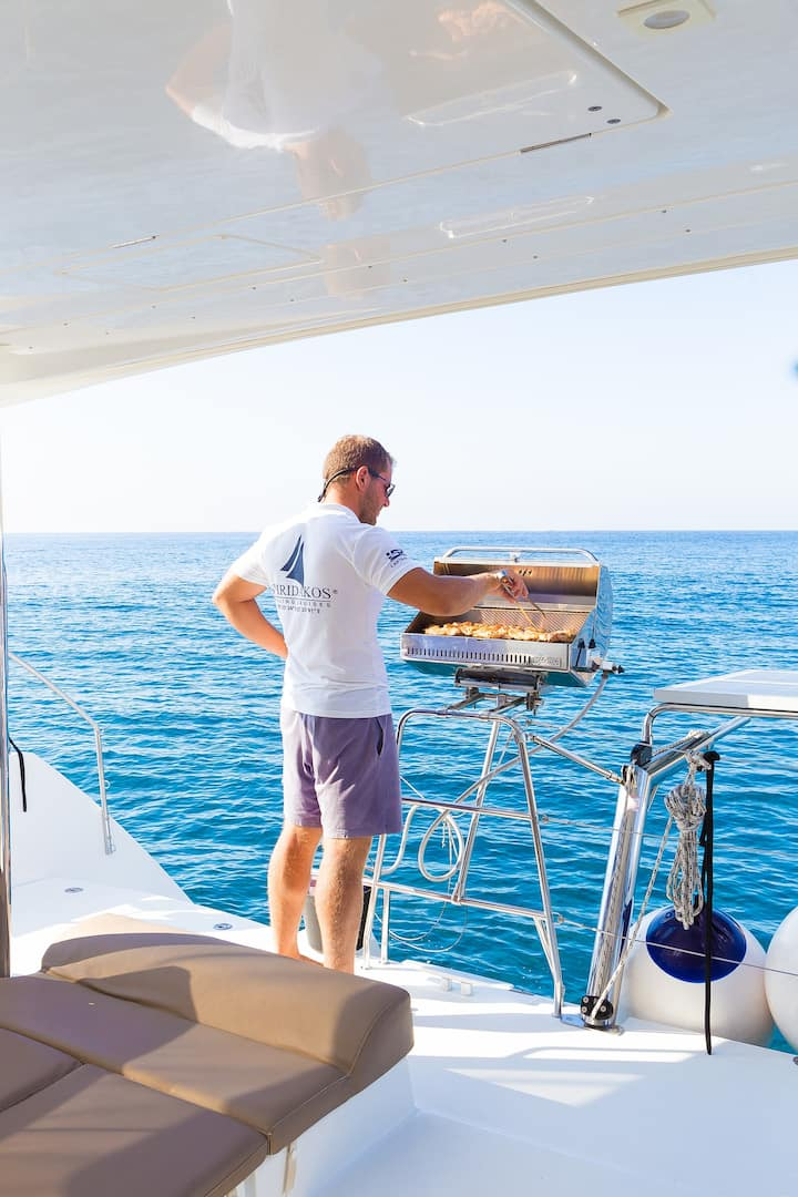 BBQ onboard