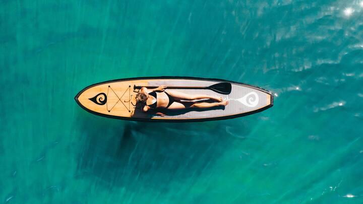 Paddle/Swim/Sun Bathe