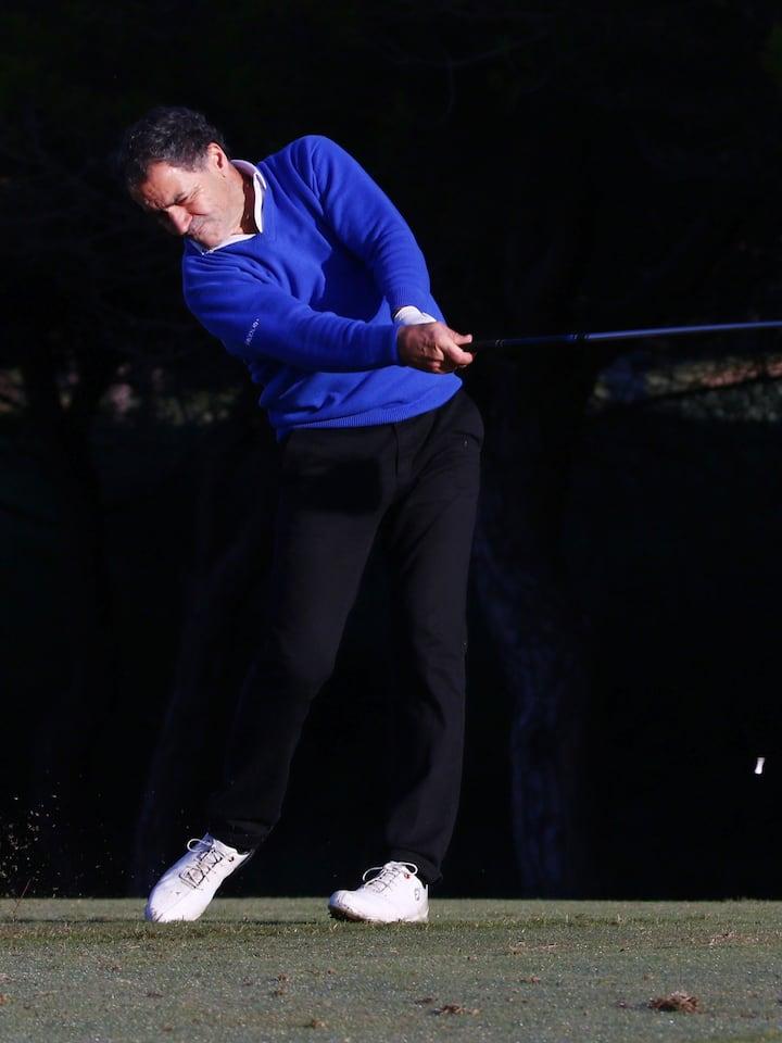 Rui Experienced Golfer