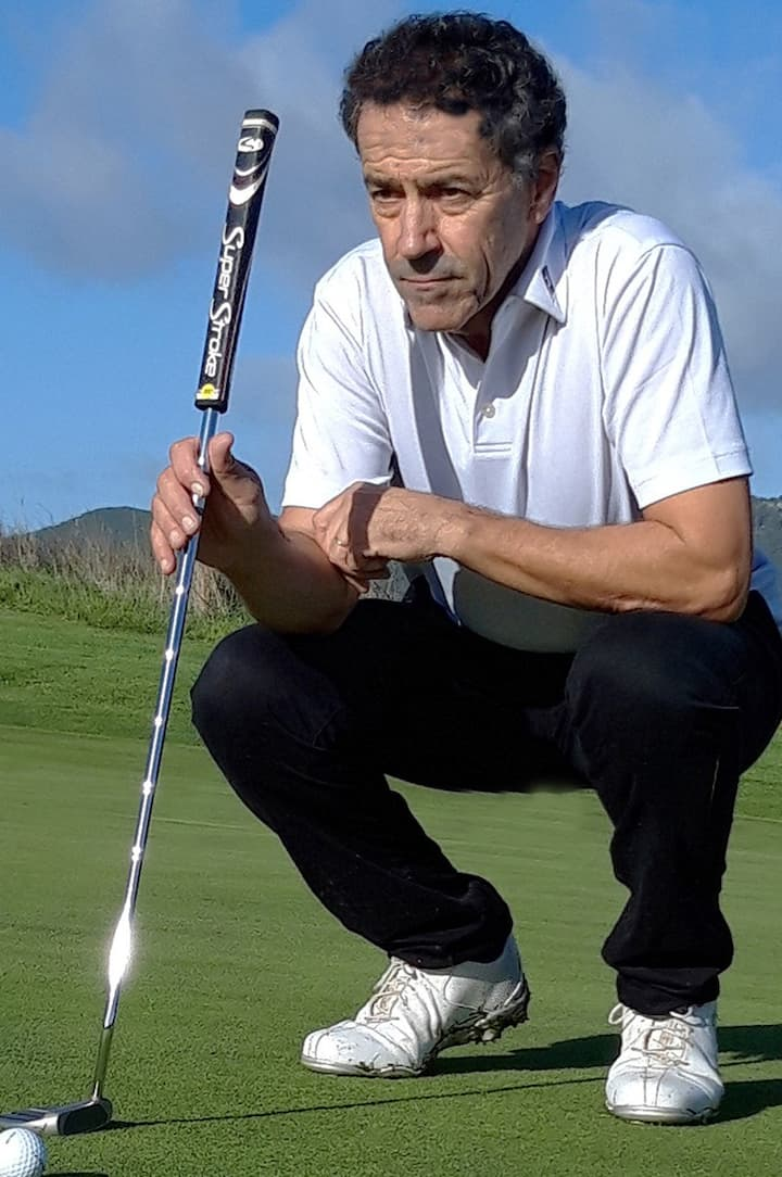 Your golf partner and guide  Rui