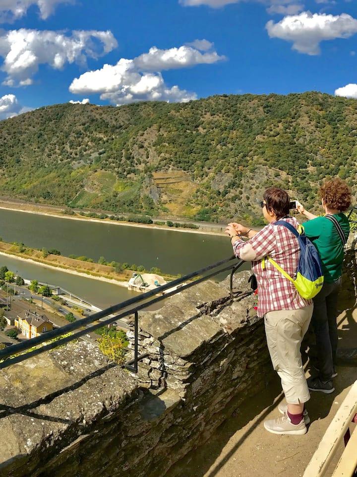 Долина реки Рейн