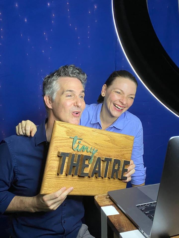 Your hosts: Rachel & Brendan