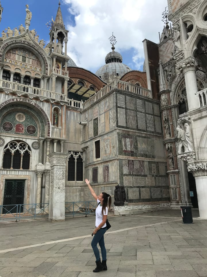 Doge's Palace and San Marco square tour