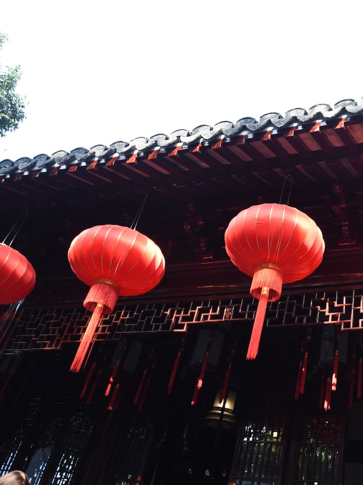 Red Lantern is the lifeline of Hutong