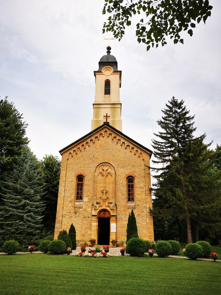 Monastery of St. Peter & Paul