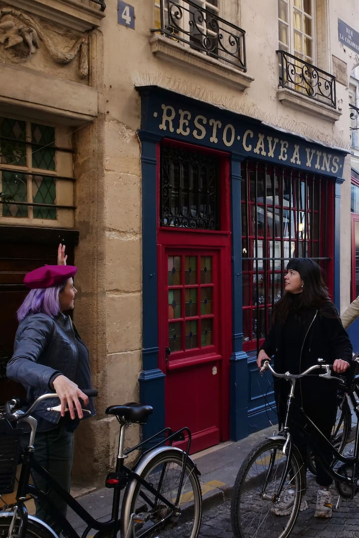See charming, medieval backstreets