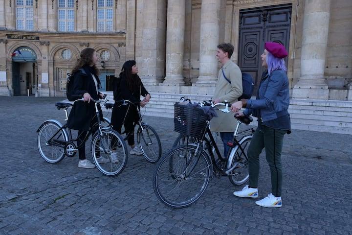 ride like locals