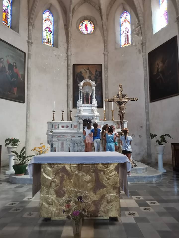 Eglise St Pierre des cordeliers