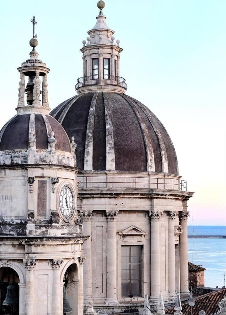Cupola dellla Cattedrale di Sant' Agata